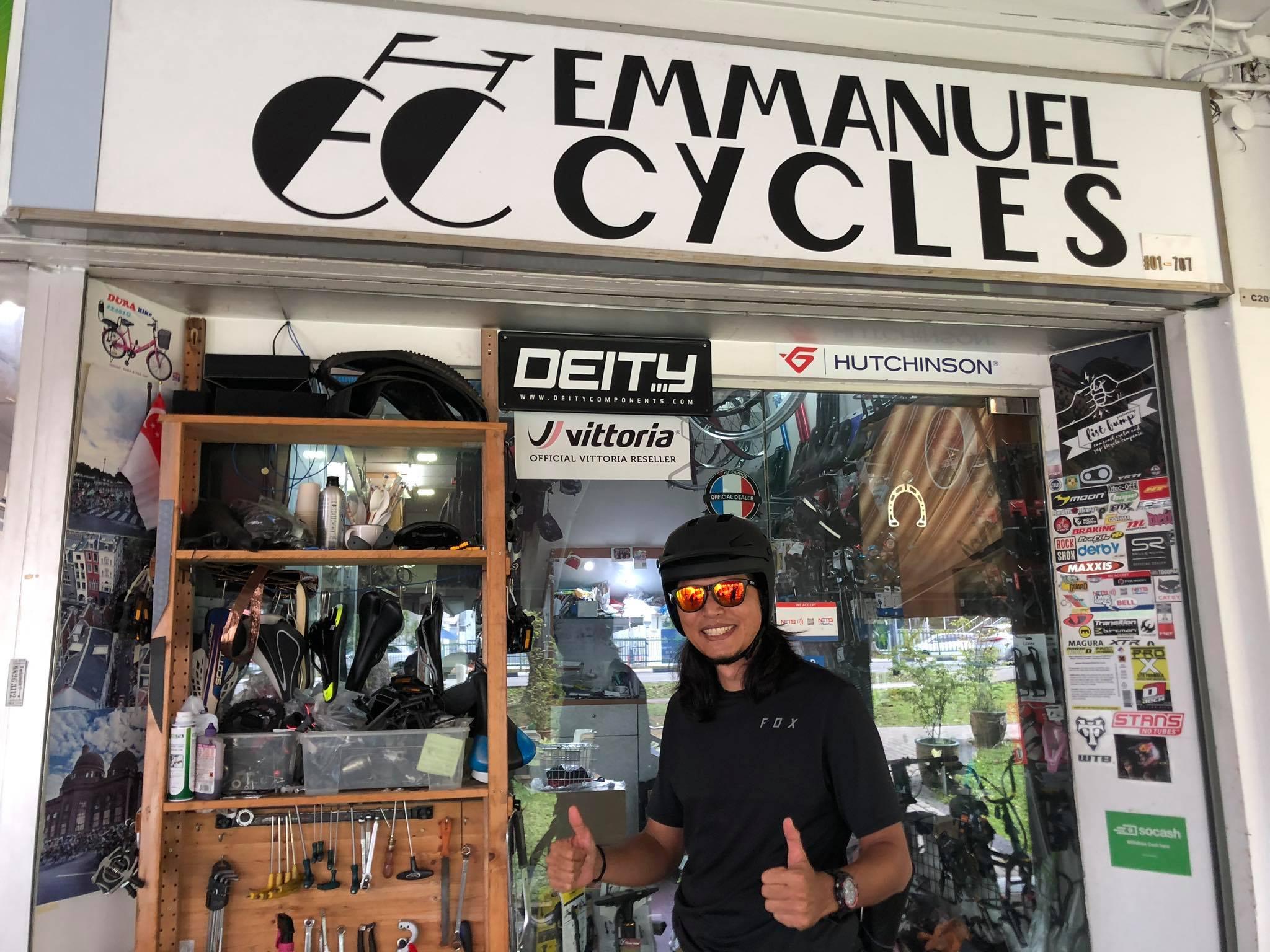 Emmanuel Cycles