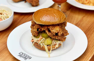 Fried chicken from Brian Fisher