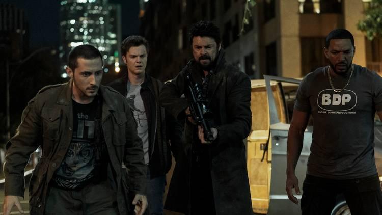 The Boys, segunda temporada