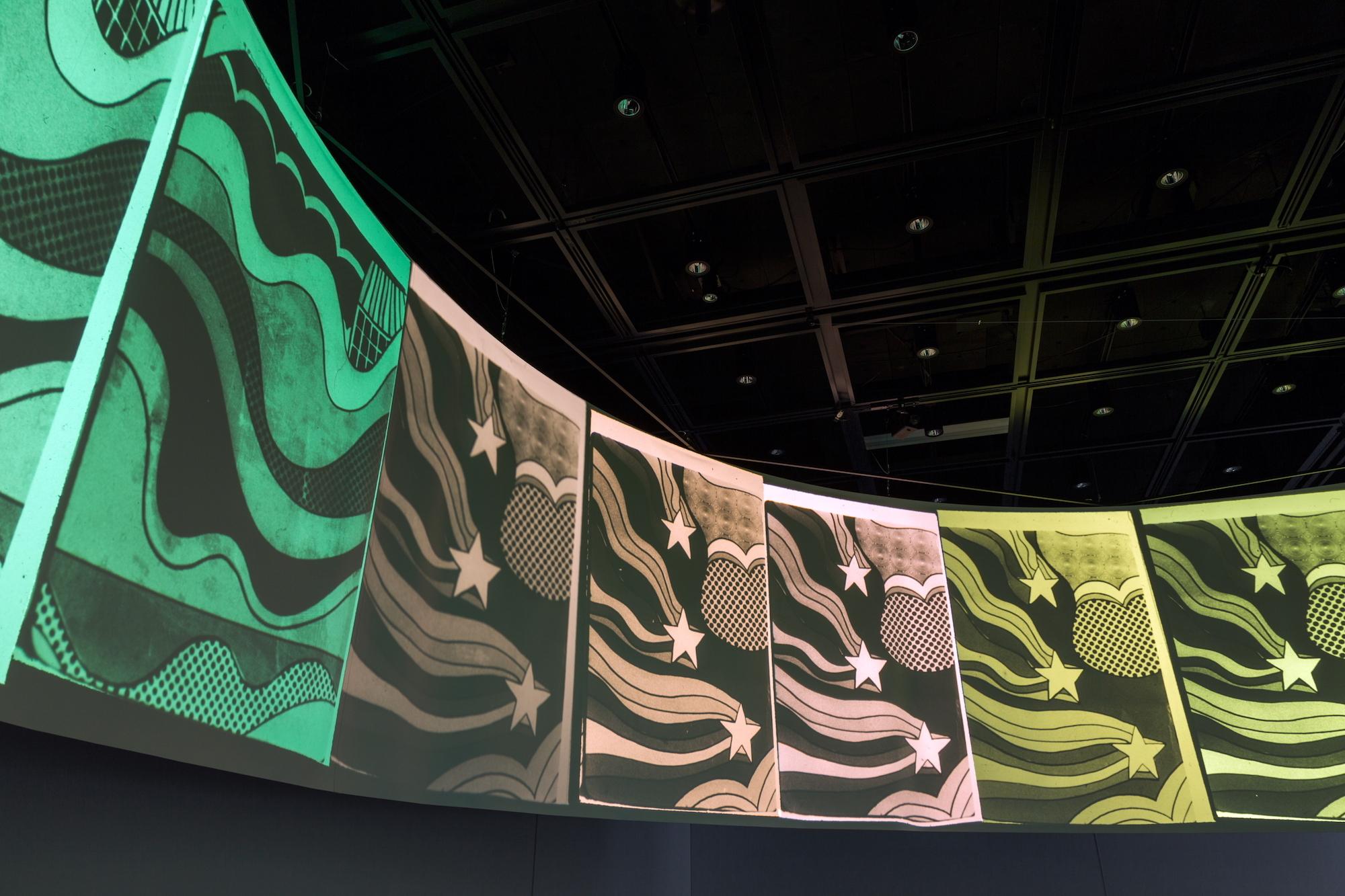 Cinematic Illumination by Shuzo Azuchi Gulliver MoMA