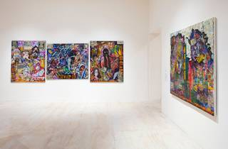 Gilberto Rivera Marking Time: Art in the Age of Mass Incarceration