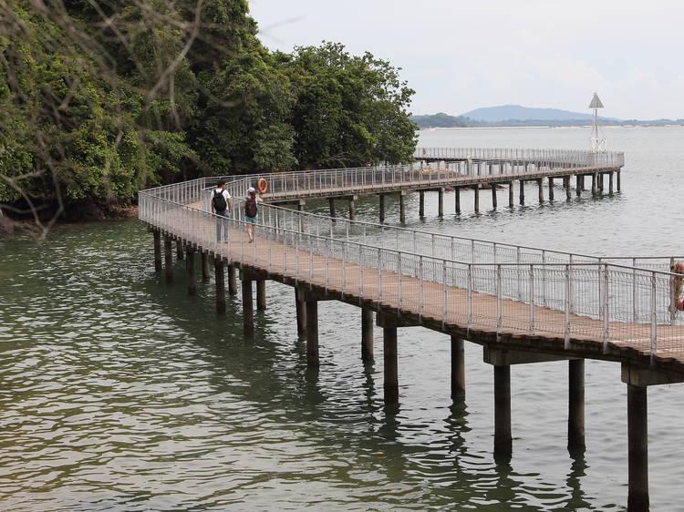 Get a glimpse of old island life at Pulau Ubin