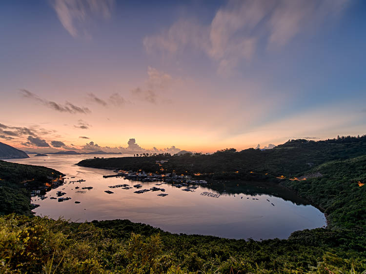 Best places to catch the sunrise in Hong Kong