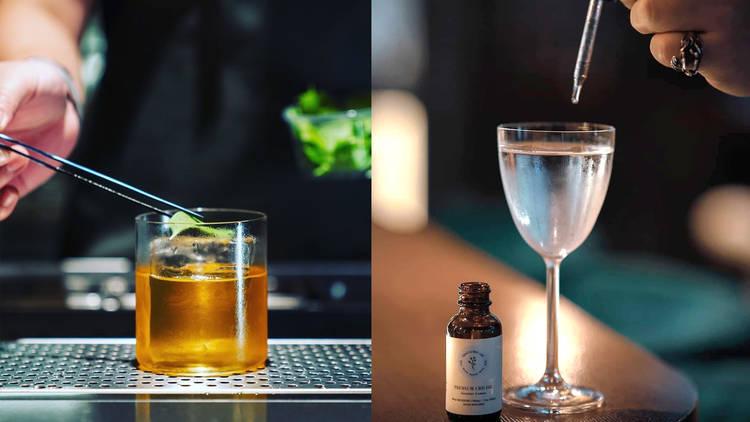 Tell Camellia Thailand and CBD Martini