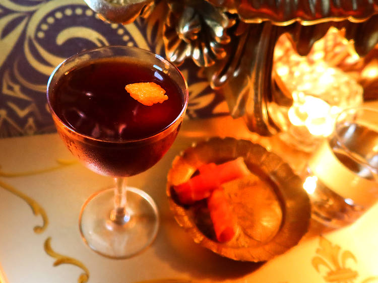 Get your Negroni fix at The Wise King