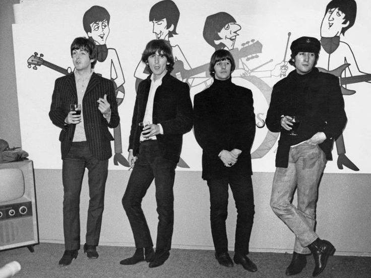 Los Beatles la serie animada