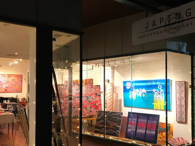 Japingka Aboriginal Art Gallery