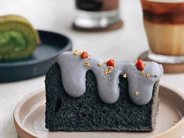Jomo coffee and cakes
