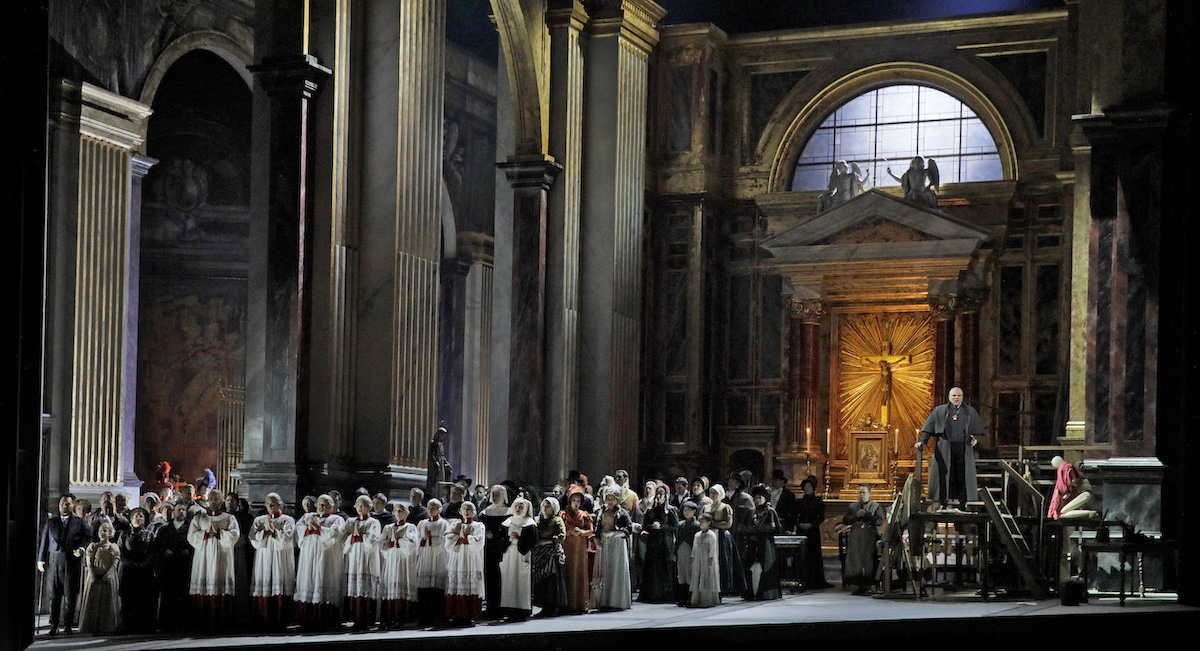 The Met is streaming free Puccini operas every night this week