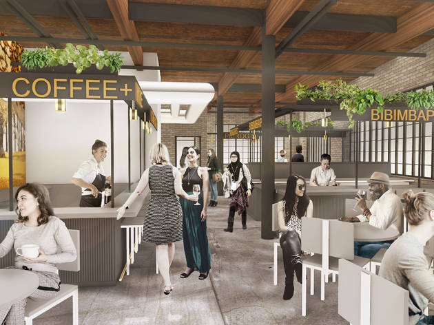 Foundation Kitchen's breakthrough culinary concept is coming to Charlestown in 2021