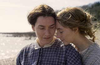 Kate Winslet and Saoirse Ronan in Francis Lee's Ammonite