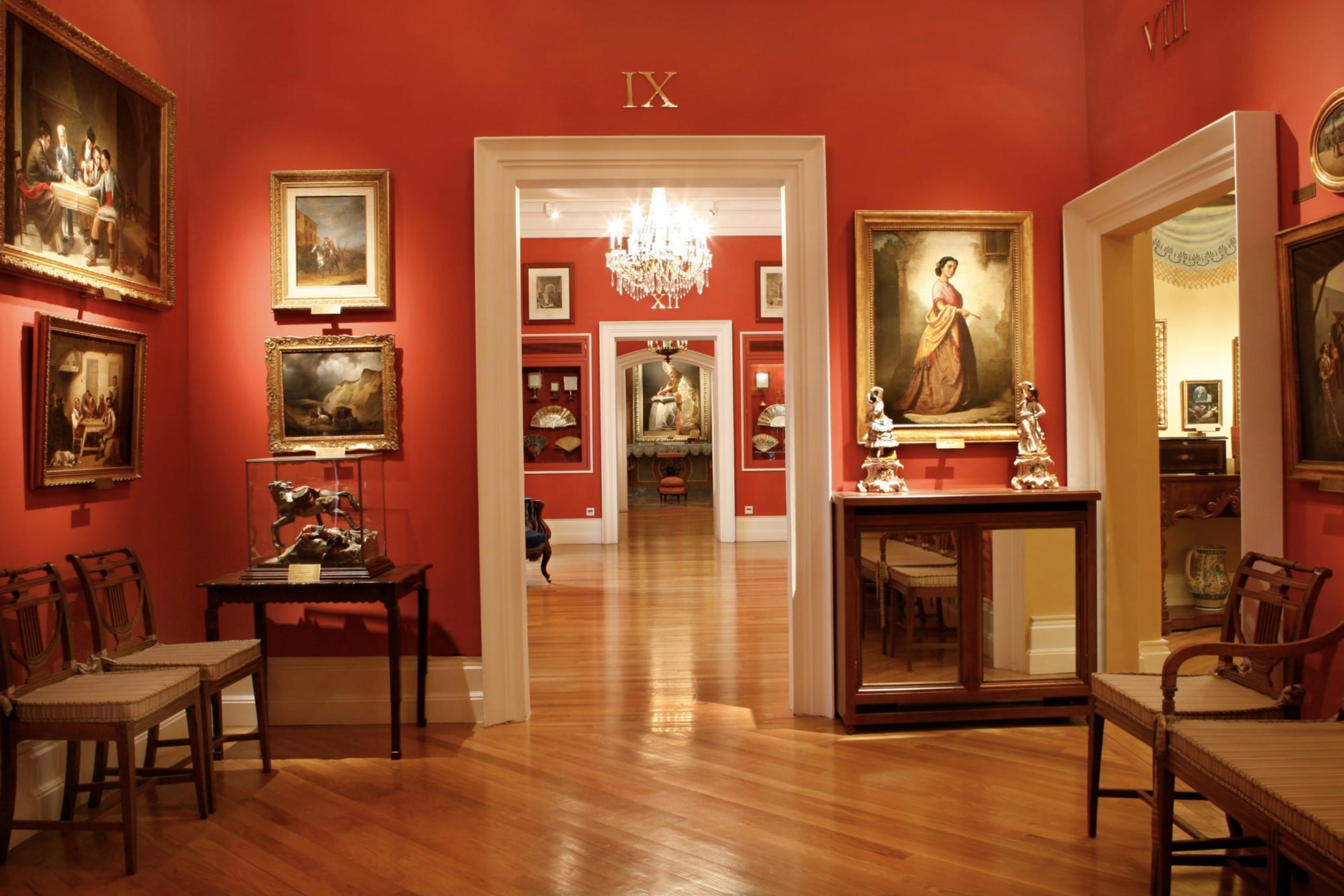 El Museo del Romanticismo cerrado de nuevo por Covid-19
