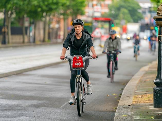 Celebrate Car Free Day in London with free Santander bike hire