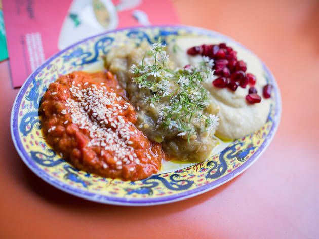 © Mahka Eslami / Refugee Food Festival