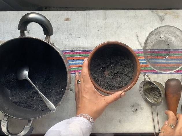 Salt, Fat, Ashes, Heat