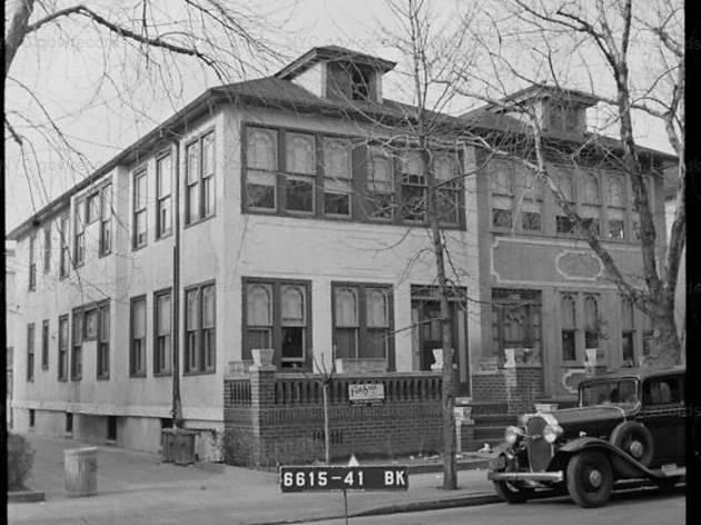 Ruth Bader Ginsburg home 1584 E. 9th Street