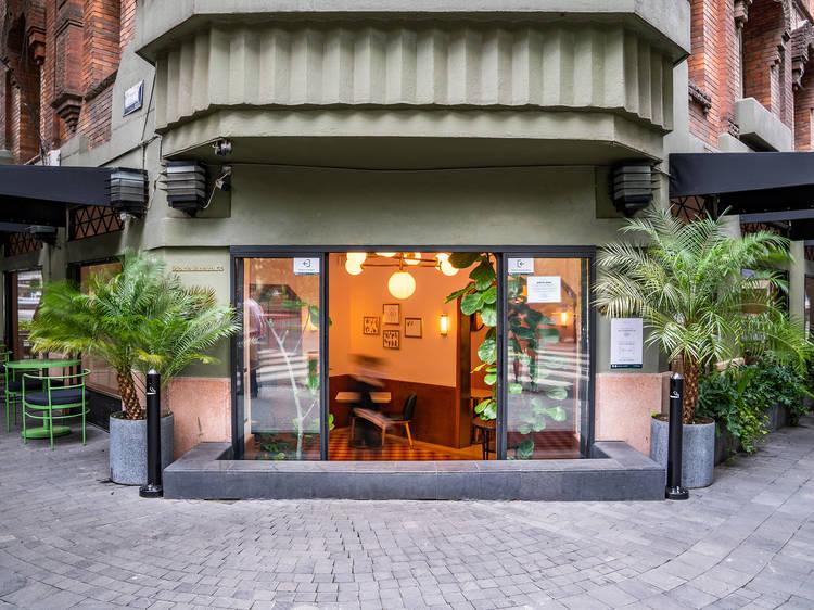 Restaurantes para ir a comer con tus amigas