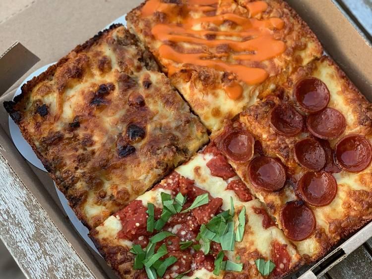 Five Squared Pizza