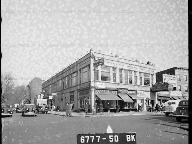 Brooklyn Public Library 1940s