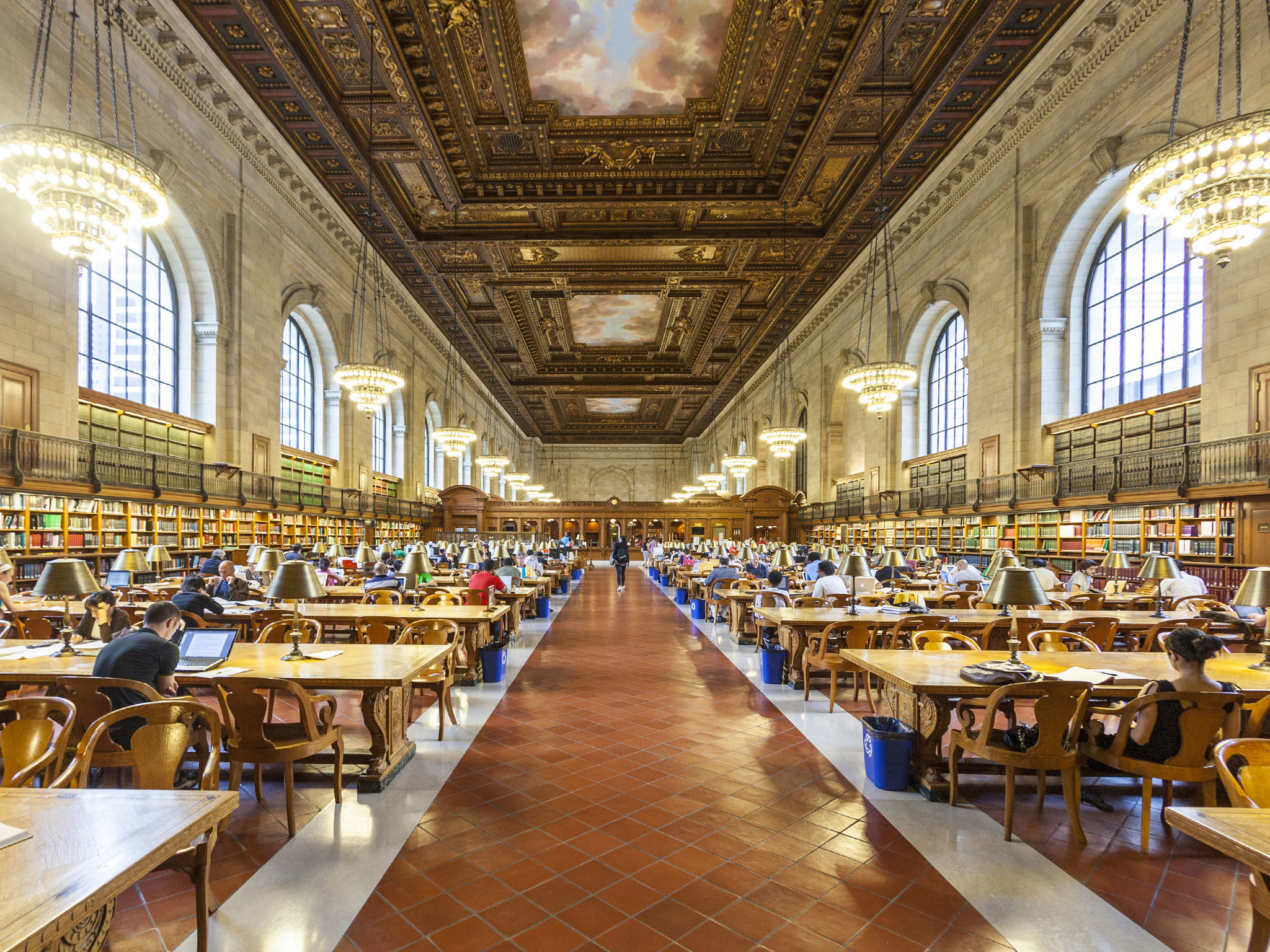You can now get a personalized book bundle from the NYPL