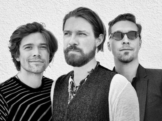 Los hermanos Hanson presentan una serie de conciertos digitales