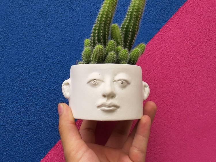 Headplanter