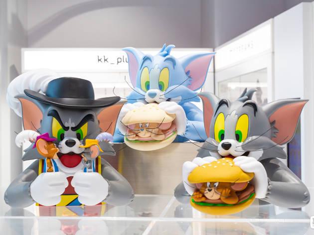 Kkplus Langham Tom & Jerry exhibition