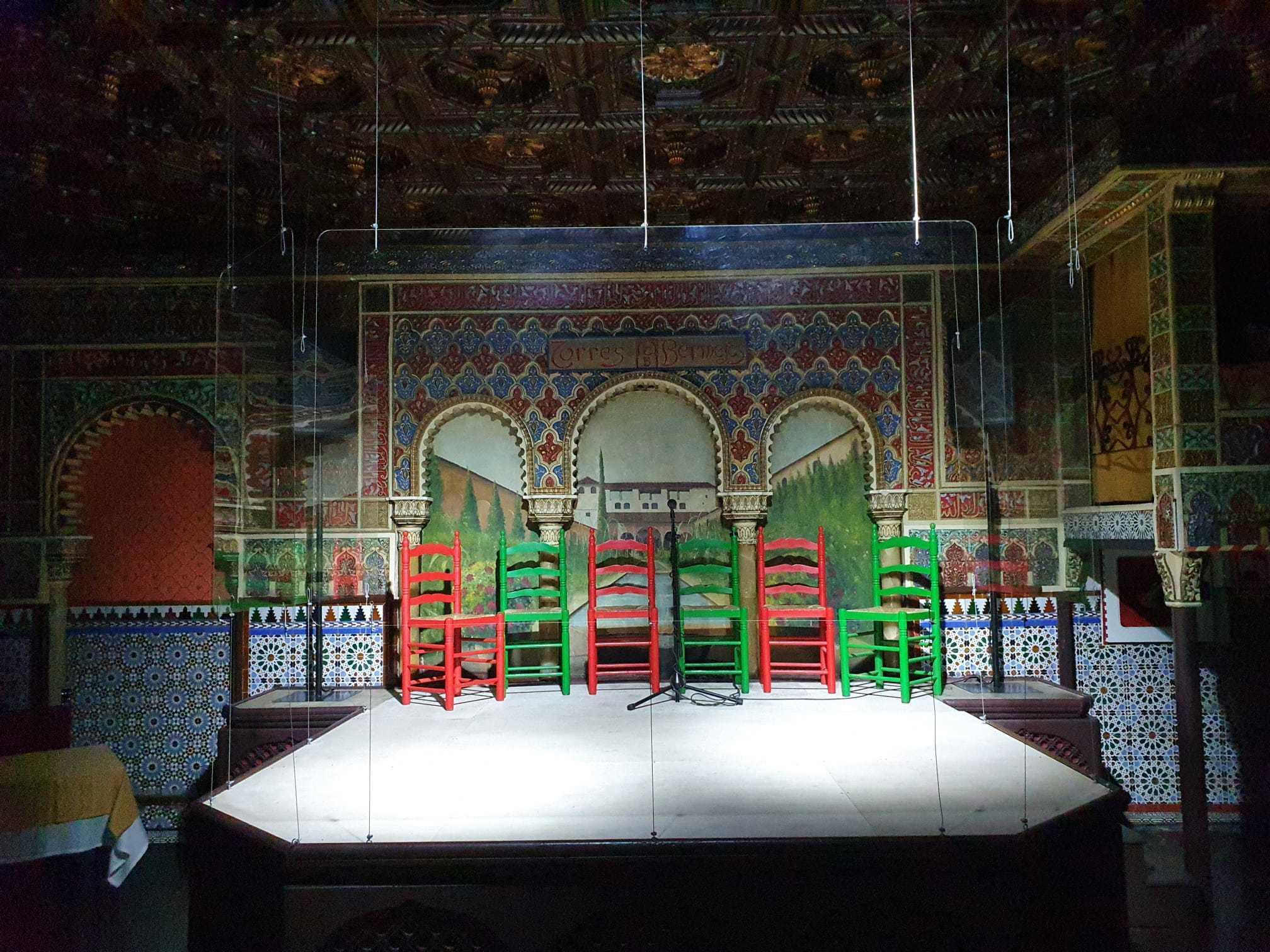 El primer tablao flamenco de España que reabre sus puertas está en Madrid