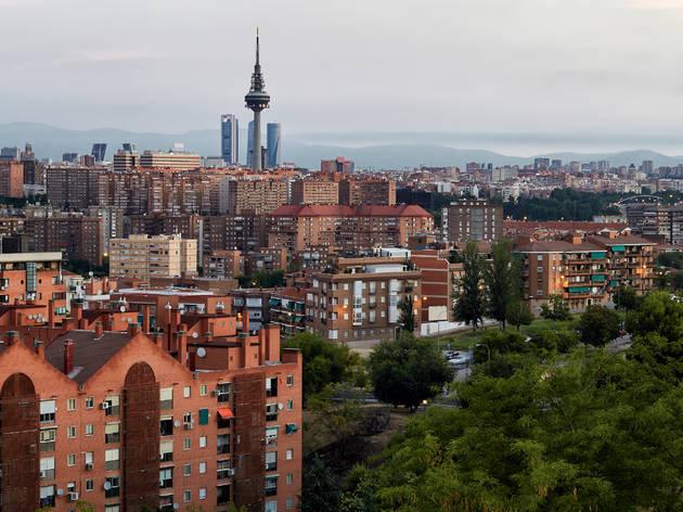 Vista desde Vallecas