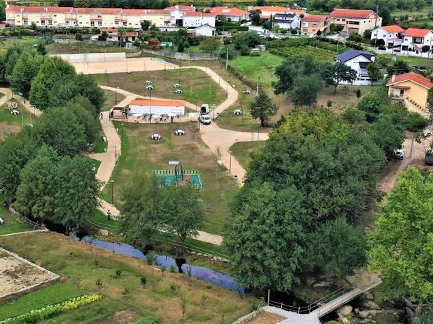 Parque Urbano de Cete