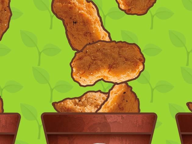 Campaña nuggets vegetales