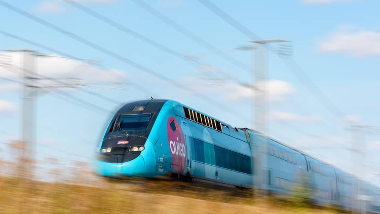 L'AVE 'low cost' francès arriba a Espanya amb 10.000 bitllets a un euro