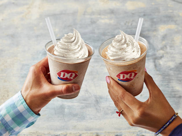 Here's how to get a free shake at Dairy Queen on Wednesday