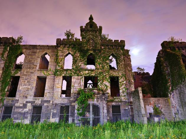 Eight cool abandoned places in NYC