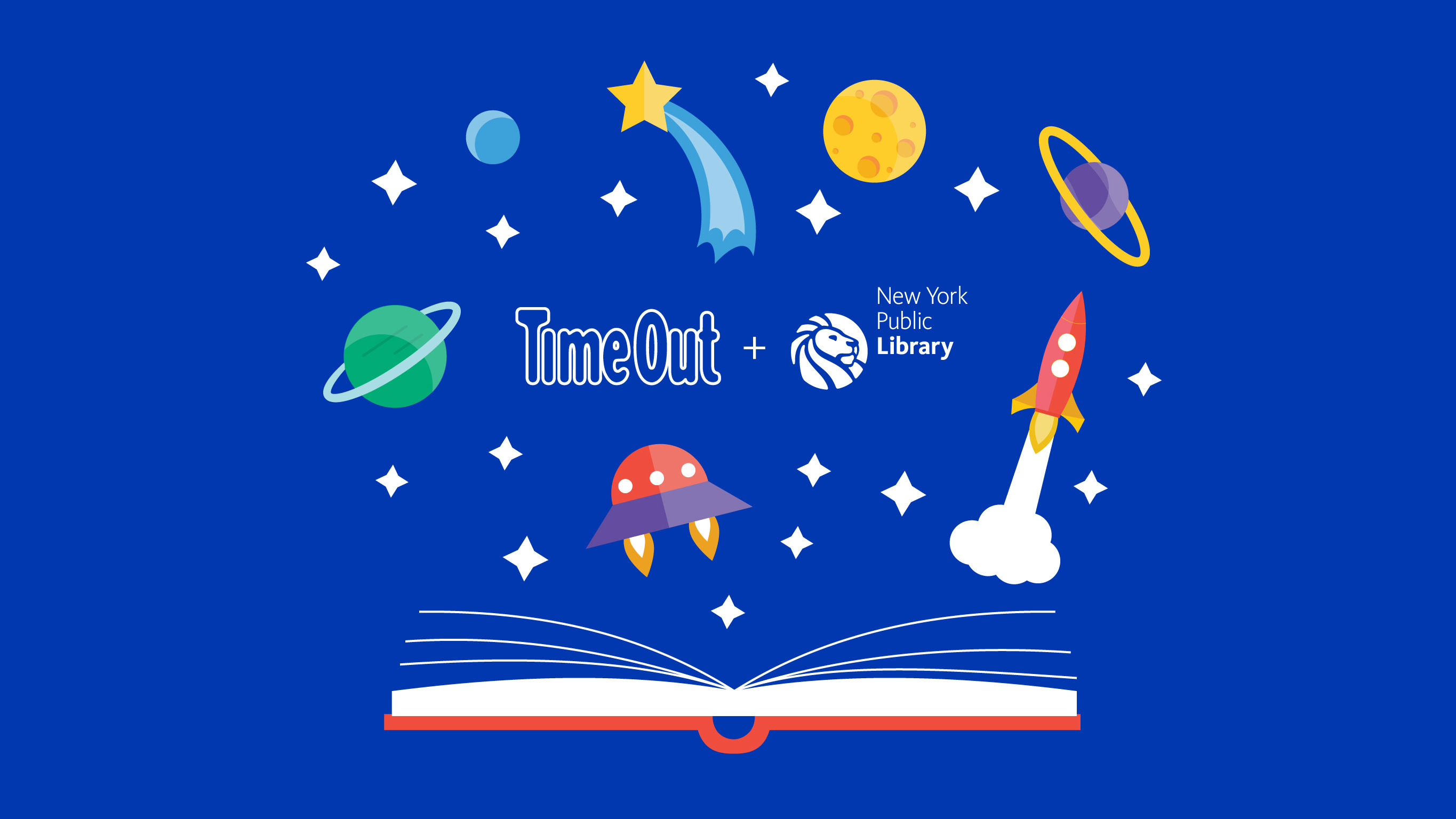 Time Out Kids + New York Public Library daily storytimes