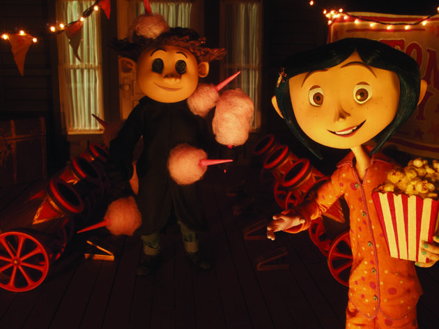The best scary movies for kids of all ages