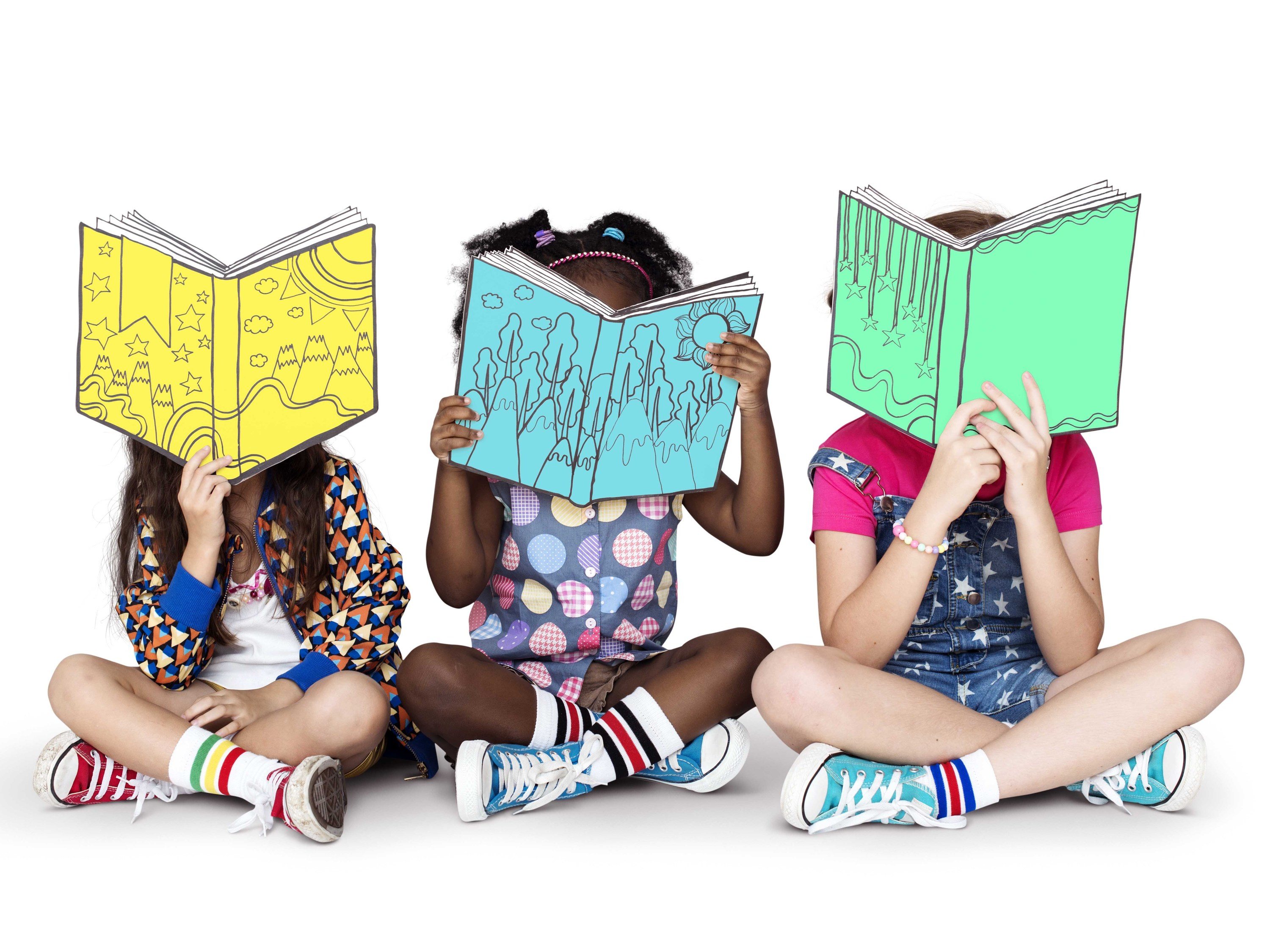 The best books for kids of all ages