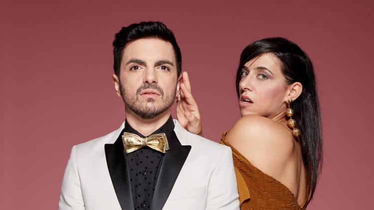 El dúo de electrodos presenta Por Amar al Amor su concierto digital