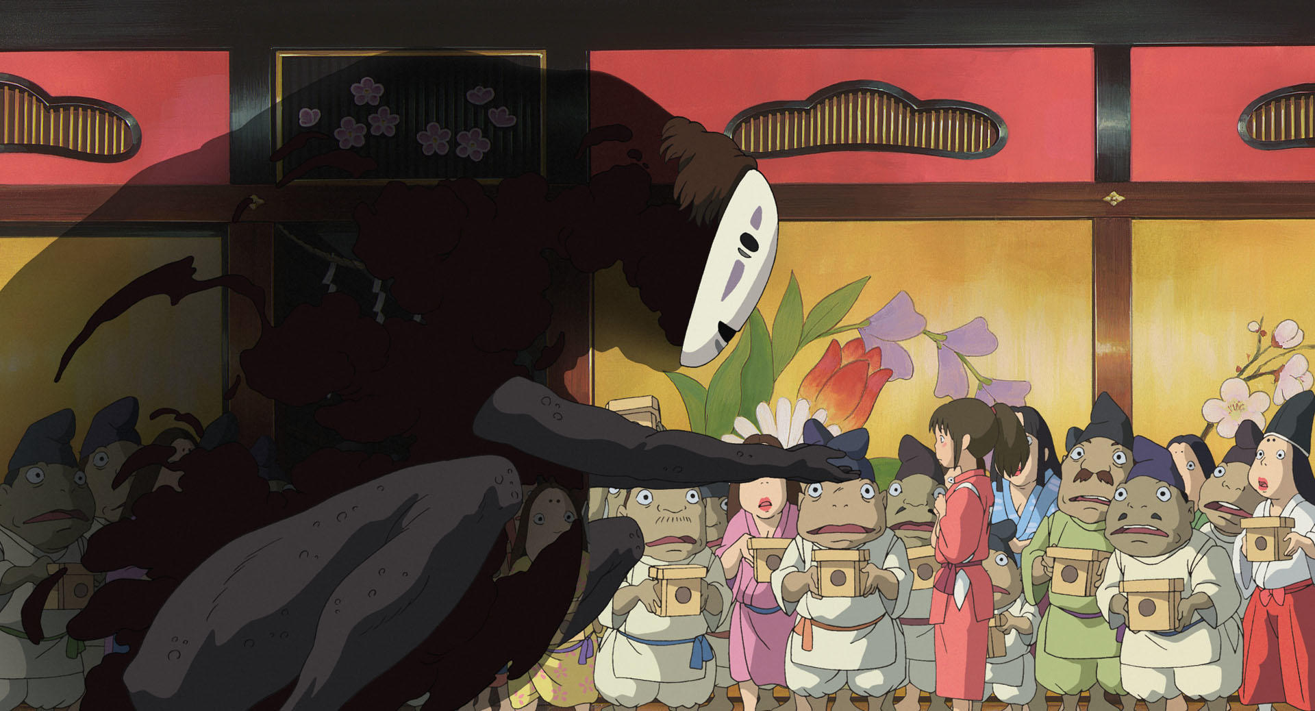 Studio Ghibli Releases 400 Free Images From Its Best Films Including Spirited Away
