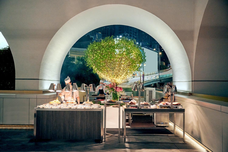 香港美利酒店推出中秋燒烤自助餐