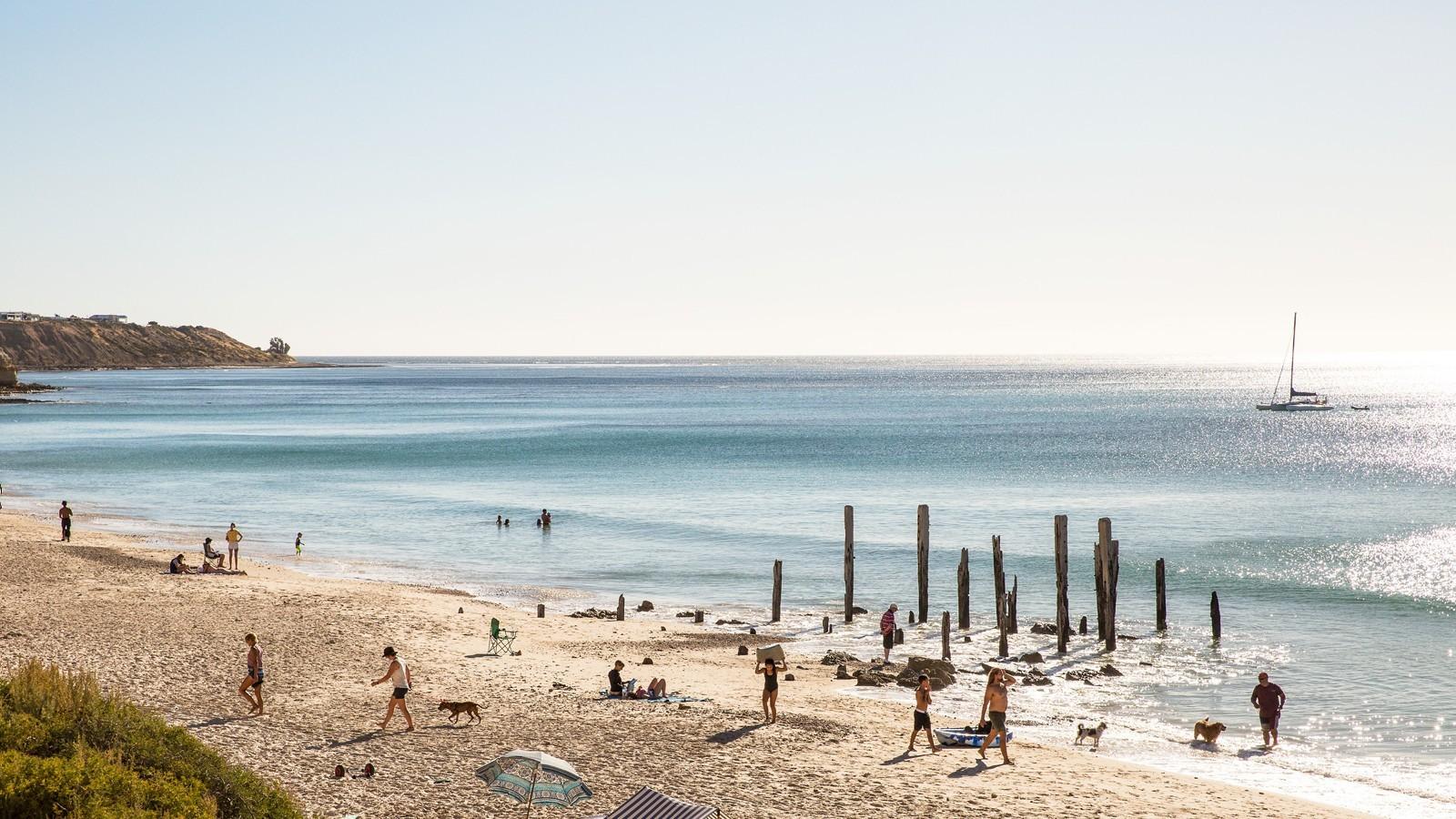 Port Willunga Beach