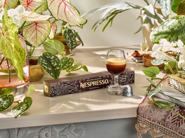 Nespresso Master Origins Aged Sumatra capsules