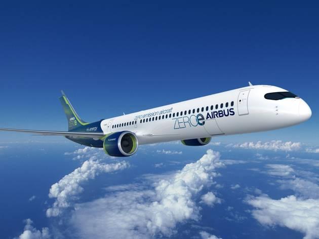 Airbus's zero-emission plane