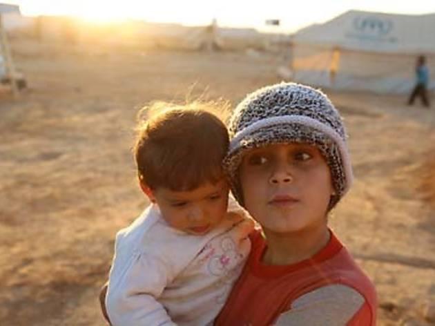 Documental Marwa. Petita i valenta