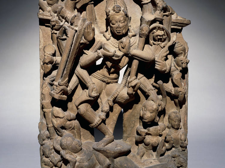 Have a long tantric sesh at the British Museum