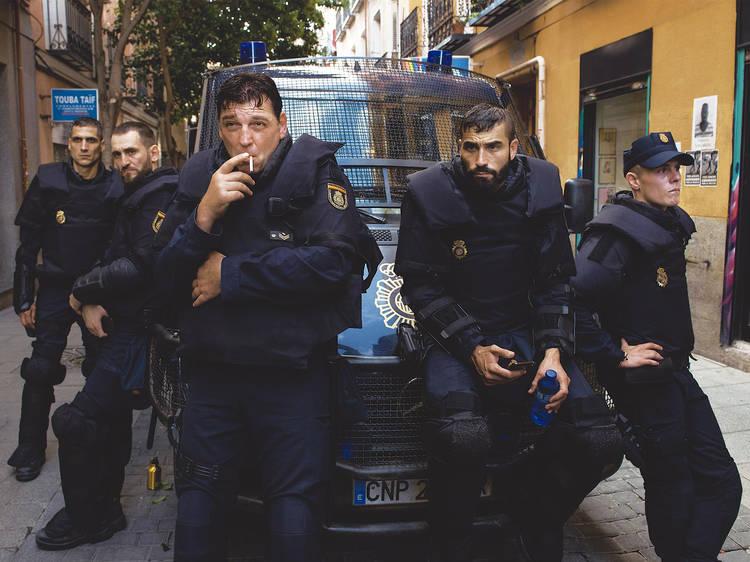 Antidisturbios (Movistar+)