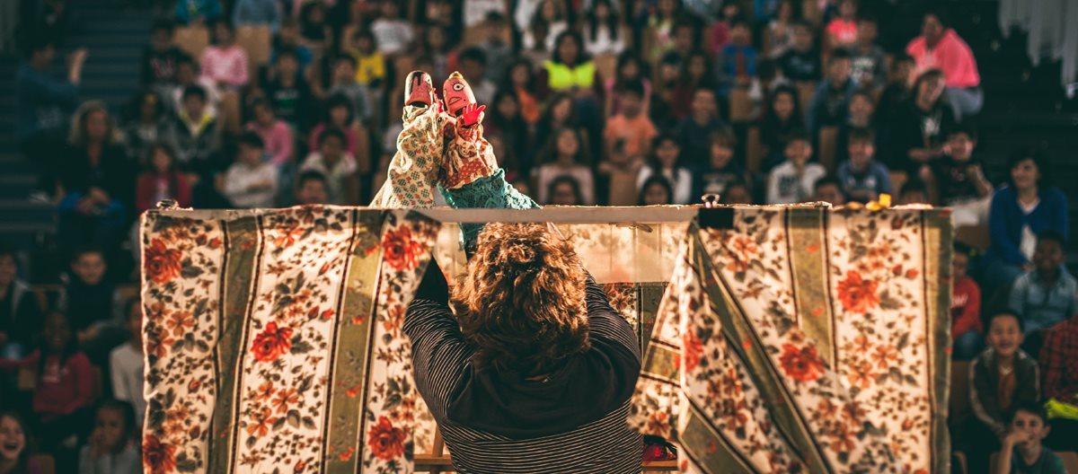Festival de Marionetas regressa a Oeiras em Outubro