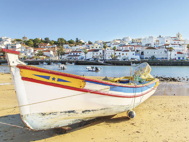 Portimao, Algarve.