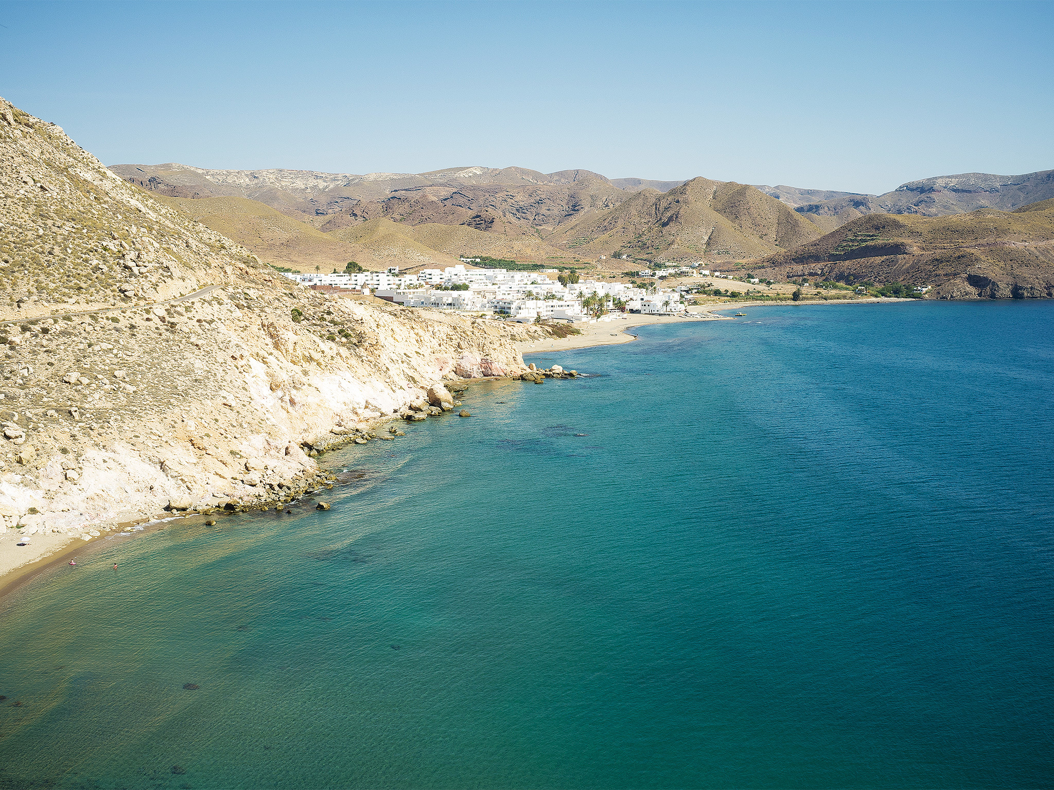 Las Negras, Cabo de Gata, Almeria.