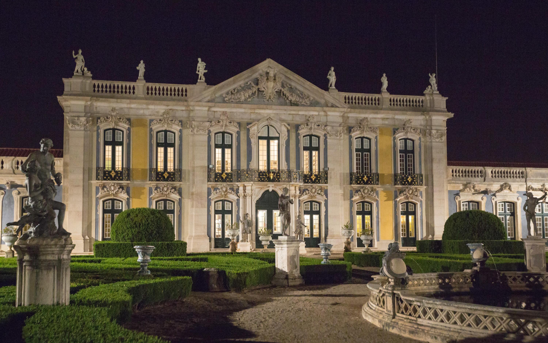 Jardins do Palácio Nacional de Queluz recebem concertos e visitas nocturnas gratuitas